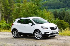 opel white facelifted vauxhall mokka x starts from 17 590 gets astra u0027s