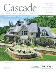 Thorntons Christmas Trees Vancouver Wa by Cascade Magazine By Cascade Sotheby U0027s International Realty Issuu