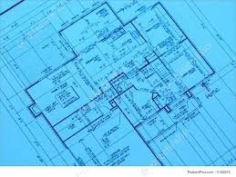 house plans photo blueprint of a new housing project in a new development