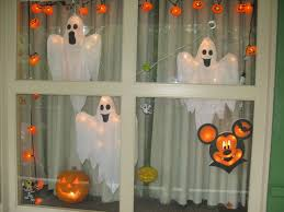 our decorated resort window for at disney s port orleans
