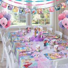 Princess Table And Chairs Disney Princess Chair Decorating Diy Party City