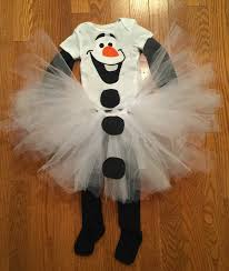 olaf costume for halloween a little bolt of life diy olaf costume