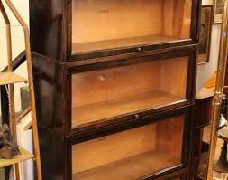 old bookcases for sale bookcase lawyer bookcases furniture home shaw walker antique dark