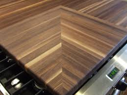 dark walnut butcher block countertops dors and windows decoration custom walnut countertop with maple and finishing a butcher block bar top