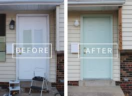 diy exterior door remodelaholic best diy door tips installation framing and hardware
