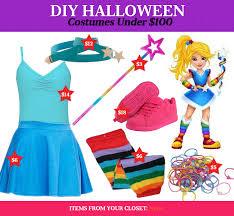 Rainbow Halloween Costume Diy Halloween Costumes 100 Rainbow Brite U2039 Obsessed Magazine