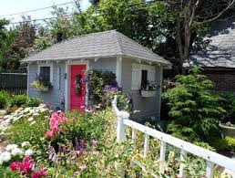30 best painted sheds images on pinterest painted shed garden