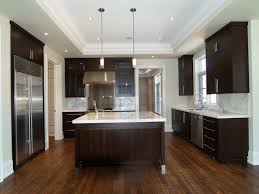 painting kitchen cabinets espresso the color choice for your
