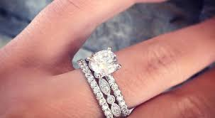 ring round trellis engagement ring in 14k white gold 3 4mm