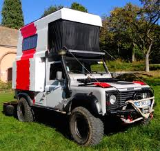 Awesome Land Rover On The Awesomer