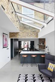 Kitchen Extension Design Beautiful Victorian House Glass Extension In Chiswick London