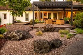 mesmerizing rock garden mode san francisco asian landscape image