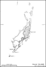 Palau Map Hyperwar Building The Navy U0027s Bases In World War Ii Chapter 27