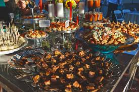 backyard bbq luxe catering