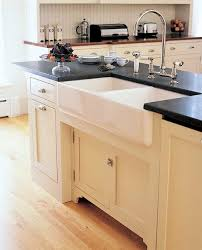 What Is The Best Material For Kitchen Sinks by What Type Of Apron Front Sink Material Is Best Also Where To