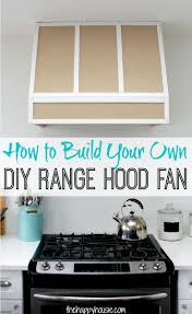 best 25 diy hood range ideas on pinterest stove vent hood