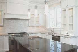 backsplash creative kitchen backsplash for white cabinets