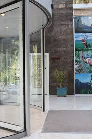 air curtain for revovling doors u2013 edora automatic door systems