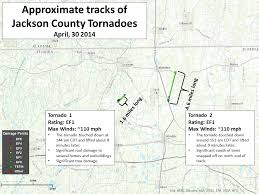 map of jackson county florida severe weather flooding of april 29 30 2014