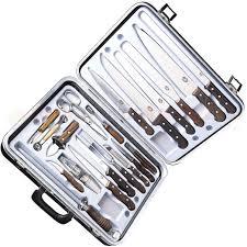 victorinox forschner 46052 gourmet set 24 piece rosewood handles