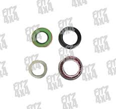 nissan pathfinder wheel bearing nissan navara rear wheel bearing kit fitz 4x4home