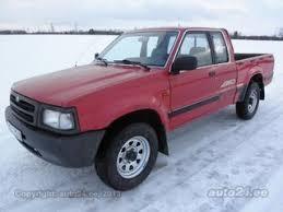 mazda b2500 mazda b2500 pickup maxi cab 4x4 2 5 td 63kw auto24 ee
