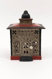 antique cast iron mechanical banks for sale