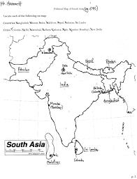 Map Of Asia Quiz Southwest Asia North Africa Map Quiz Map Of Southwest Asia And