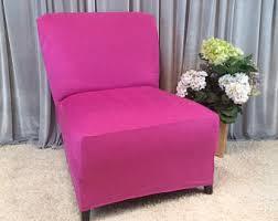 slipper chair etsy