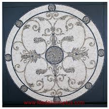 48 mosaic tile floor medallion medallionsplus com