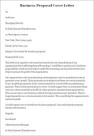 project proposal letter new posts building project manager cover
