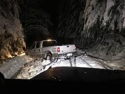 jeep snow tinkham road wa jeep snow recovery jeep