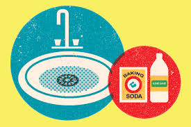 baking soda and vinegar clogged sink fix household problems without spending a dime baking soda