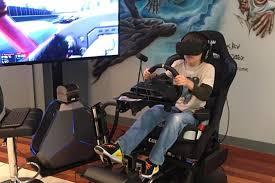talon simulations motion simulator and vr experts
