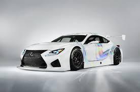 lexus rcf sedan lexus rc f gt3 racer debuts in detroit will race in u s by 2016