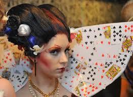 hairshow guide for hair styles photos edmonton s wild fantasy hair show