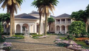 a sater group custom home design in the middle east custom