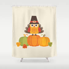 thanksgiving bath towels thanksgiving shower curtains society6
