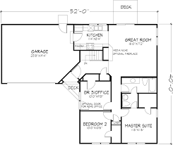 ranch home layouts winter garden ranch home plan 072d 0856 house plans and more