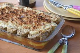 cuisiner des andouillettes gratin d andouillettes aux pommes lyonnaises au fil du thym