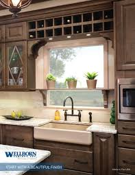 start with a beautiful finish by wellborn cabinet inc issuu
