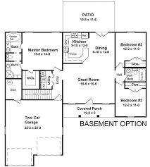 1600 Square Foot Floor Plans 1600 Square Foot House Plans 1600 Square Feet 3 Bedrooms 2 Above