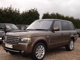 matte black range rover price used land rover range rover autobiography for sale motors co uk