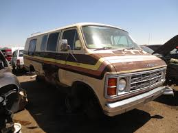 dodge van junkyard find 1979 dodge b200 landmark van conversion the truth