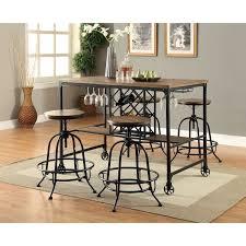 wine rack pub table set modernmist limited