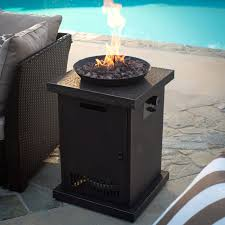 walmart outdoor fireplace table direct fire pit column red ember livingston gas walmart com amazing