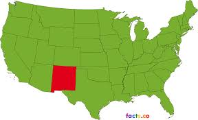 New Mexico Map by New Mexico Map Blank Political New Mexico Map With Cities
