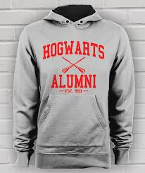 harry potter alumni shirt hogwarts alumni harry potter unisex hoodie digitalprintcustom
