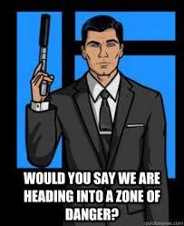 Archer Danger Zone Meme - amazing 21 danger zone meme testing testing