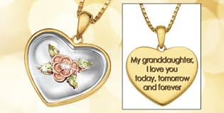 granddaughter gifts collectibles danbury mint jewelry